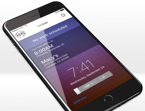 Mobile App – KBS Timeclock