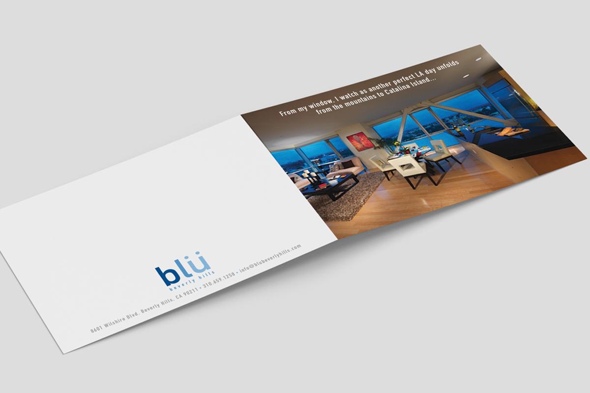 Print – Blu bifold – Hip House Design Studio